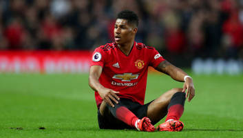 marcus rashford says man utd players have to be 'real' with each other after manchester derby defeat