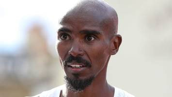mo farah: uk athletics speak to olympic champion about haile gebrselassie row