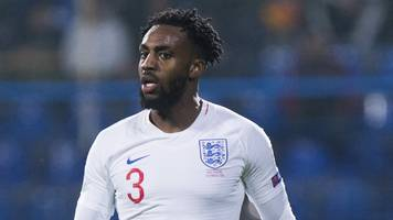 montenegro racism: england's danny rose 'lost for words' after uefa issue punishment