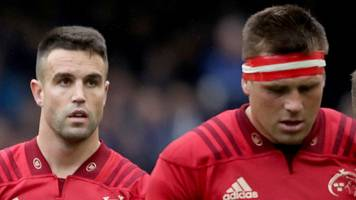 pro14: munster name strong side for connacht game as they chase home semi-final