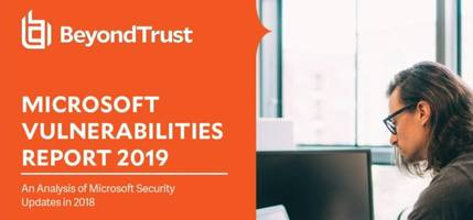BeyondTrust Research Discovers that 81 Percent of Critical Microsoft Vulnerabilities Mitigated by Removing Admin Rights