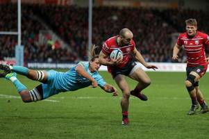 live: worcester warriors v gloucester rugby team news and build-up to severn derby in gallagher premiership