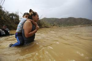 study details the mental health of children in puerto rico after hurricane maria