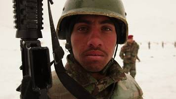 afghanistan war: this is the human cost