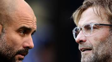 premier league title race: could burnley decide it & other stats for the run-in