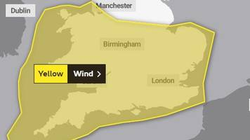 storm hannah: strong winds hit power supplies to houses