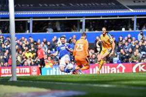 'wasteful, erratic, classy, persistent' - the birmingham city player ratings after st andrew's draw with wigan