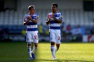 qpr player ratings: lumley, luongo and hemed star in loftus road defeat to nottingham forest