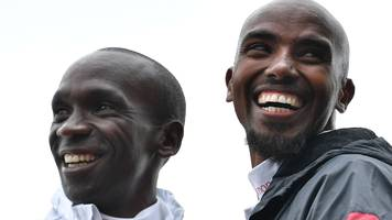 london marathon preview: farah targets 'amazing' win over kipchoge