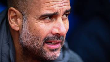 pep guardiola: title pressure makes every game 'a little more difficult'