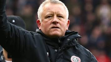 sheffield united: chris wilder's side promoted to the premier league