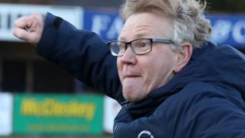 irish cup final: mallards boss mcconkey calls for focus ahead of 'biggest game in club's history'