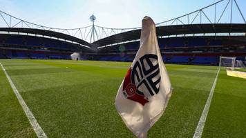 bolton v brentford: postponed game to be played this week