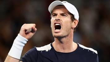 'i don't feel any pressure to play again' - murray 'enjoying life' after hip surgery
