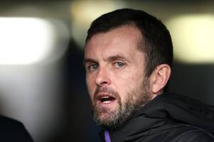 every word from nathan jones post-match interview on why he dropped verlinden for ince and edwards fitness latest