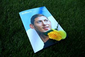 cardiff city say they are 'outraged and disgusted' after emiliano sala photos leaked online