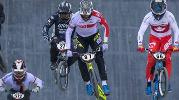 watch: gb's whyte wins first bmx world cup race in manchester