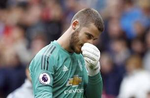 david de gea under scrutiny after mistakes at man united