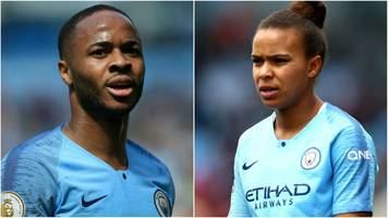 raheem sterling and nikita parris win football writers' association footballer of the year awards