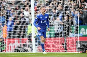 match of the day pundit alan shearer praises jamie vardy's 'sensational movement'