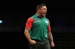 the grand slam of darts is coming to aldersley leisure village in wolverhampton this november