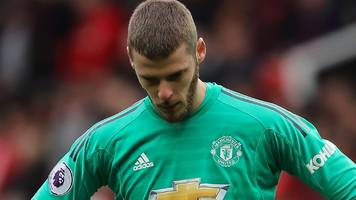 'something's not right' - solskjaer must drop de gea, says wright