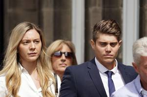 harrowing story of how cricketer alex hepburn raped 'dozing' woman he found in team-mate's bed