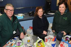 foodbank desperately needs new premises to help meet rising demand for food