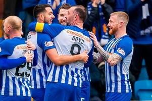 kilmarnock season tickets on sale now as 'killie forever' campaign kicks off in 150th year