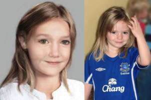madeleine mccann's parents hit out at fake images of what missing girl might look like now