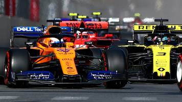 how mclaren are showing renault the way in f1 midfield fight - palmer column