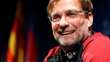 'we will suffer' - but klopp says liverpool will have chances against barca