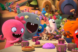 'uglydolls' film review: you've seen this toy story before