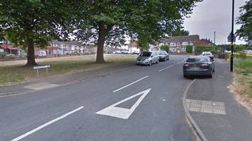 man knocked from bike then stabbed in coventry