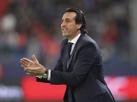 arsenal vs valencia: unai emery's best available gunners lineup