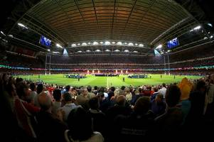 the huge events happening at the principality stadium this summer and how it will be transformed