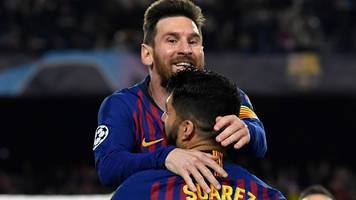 barcelona 3-0 liverpool: lionel messi double stuns reds in champions league semi-final
