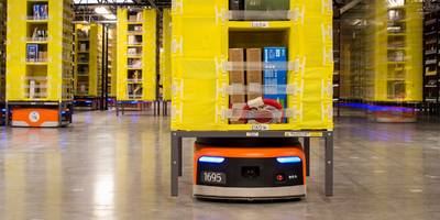 amazon robotics boss says picking a ripe banana shows why robots won't replace warehouse workers in the next decade