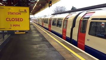 london underground strike to hit fa cup final