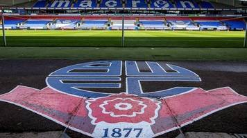 bolton wanderers: game against brentford to be played next week