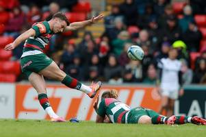 resilience and belief are vital to leicester tigers' hopes against harlequins