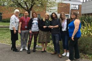 scunthorpe college voted best in the country by students