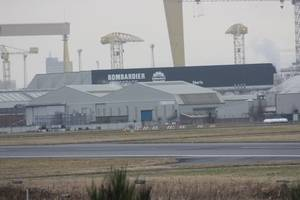 bombardier to sell key northern ireland plant, shocking workers