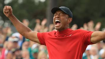 woods to receive presidential medal of freedom from trump