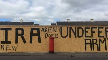 challenging the political voice of the new ira