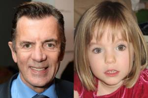 duncan bannatyne says madeleine mccann cops should not be given more taxpayer's money for search