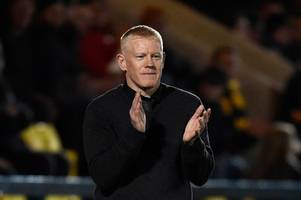 livingston boss gary holt wary of 'workmanlike' st johnstone ahead of trip to perth