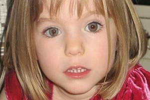 madeleine mccann cops have 'new kidnap suspect' on 12th anniversary of disappearance