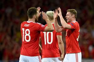 the wales euro 2016 star who is now selling cannabis oil