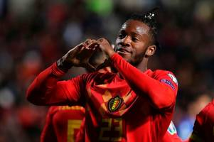 what has been said about michy batshuayi and his chelsea future as transfer window looms